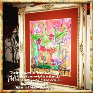 25percent discount at Art of Dottie Phelps Visker and Fundraise.